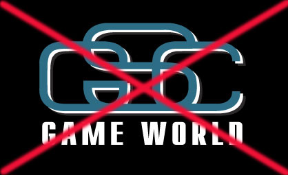 GSC-Game World logo